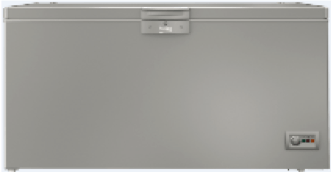 Beko A Energy Rated Chest Freezer HSA 47502 S